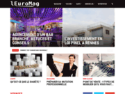 screenshot http://www.leuromag.com magazine leuromag