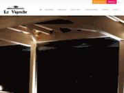 screenshot http://www.levigosche.com restaurant auvergne - le vigosche