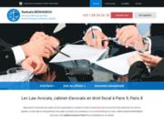 Avocat optimisation fiscale Paris 9