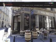 screenshot http://www.lewinebar-bordeaux.com/ soirée à thème à bordeaux – le wine bar – vins