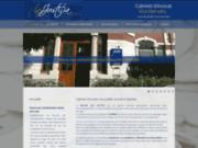 screenshot http://www.lex-justitia.com le cabinet lex justitia cambrai