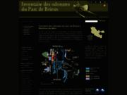 screenshot http://www.libellulesmaizieres.fr inventaire des odonates du parc de brieux