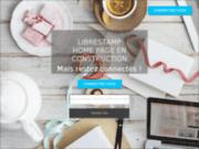 screenshot http://www.librestamp.fr gagnez des timbres gratuits sur internet