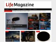 Life Magazine Le magazine des gens actifs