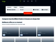 screenshot http://www.liligo.fr liligo.fr, le moteur de recherche du voyageur.