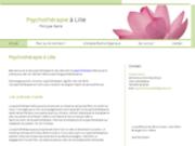screenshot http://www.lille-psychotherapie.com Psychothérapeute à Lille