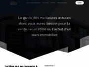 screenshot http://www.limmomalin.com limmomalin annonces immobilières en normandie