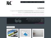 Agence conseil en communication - LINKIN - Audit, conseil et stratégie de communication. Paris