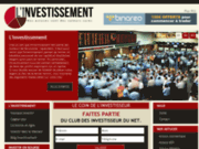 Apprendre à boursicoter sur linvestissement.net