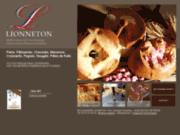 screenshot http://www.lionneton.fr boulangerie, confiserie bourg de péage drôme, 26