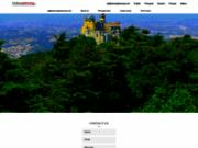 screenshot http://www.lisboasightseeing.com/francais.html agence de voyages, lisbonne, portugal. tour opérateur.