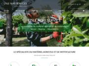 screenshot http://www.lisleagriservice.com/ Lisle Agri Service