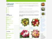 Livraison de bouquets