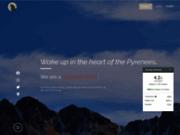 screenshot http://www.llopgris.com hotel andorre