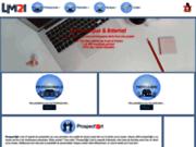 screenshot http://www.lm2i.fr services et produits proposés par l.m.2.i.
