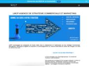 screenshot http://www.lmcp.fr stratégie