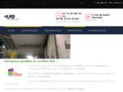 lmd calorifuge : isolation et calorifuge industriel