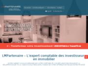 Site officiel de LM Partenaire