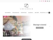 Locadeco: location de tonnelle pour mariage