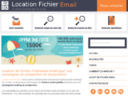 Fichier email