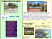 screenshot http://www.location-guadeloupe.info location appartement guadeloupe