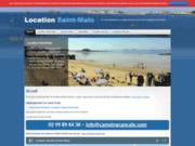 Location à Saint Malo en Bretagne d'appartements meublés - Résidence Marin Marine