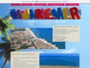 Location de Vacances Sainte-Marie-la-Mer Pyrénées Orientales 66470