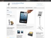Le blog de la location d'iPad