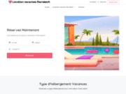 Location de villa vacances à Marrakech pour séjour à Marrakech