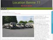 Location de Benne 77