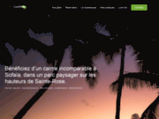 screenshot http://www.locationguadeloupe.com Gîtes Location Guadeloupe