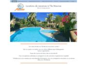 Location villa avec piscine ile Maurice