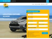 screenshot http://www.locationvoiture-agadir.fr Location Voiture et 4x4 Agadir