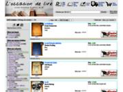 screenshot http://www.loccasiondelire.fr L'occasion de lire