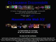 screenshot http://www.loceana-discomobile.com loceana discomobile