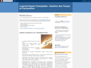 screenshot http://logicielexpertcomptable.blogspot.com/ logiciels experts comptables