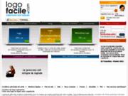 screenshot http://www.logofacile.com/ logofacile.com : conception de logos pour pme