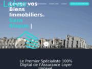screenshot https://loker.fr Assurance Loyer Impayé