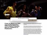 screenshot http://www.loreal.ma beauté avec l'oréal maroc