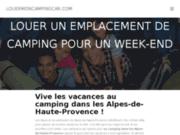 Louer un camping car