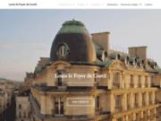 screenshot http://louislefoyerdecostil.fr Avocat en droit administratif