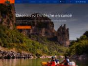Canoe Ardeche avec Loulou Bateaux