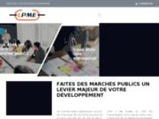 screenshot http://www.lpme.fr/ lpme, appels d'offres publics, marseille
