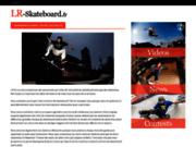 screenshot http://www.lr-skateshop.fr skateshop