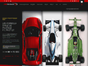 screenshot http://www.lrs-formula.com stage de pilotage