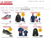 Vente équipement de sport, chaussures de handball et Tee-shirt