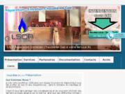 screenshot http://www.lscp-chauffage-plomberie.fr l.s.c.p, artisan chauffagiste plombier sanitaire à saint geneviève des bois dans l'essonne