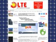 screenshot http://www.lte-fr.com solaire photovoltaique