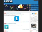 screenshot http://ludexo.fr collection de jeux vidéo