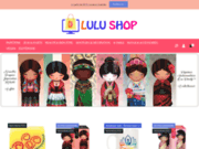 screenshot http://www.lulu-shop.fr idées cadeaux